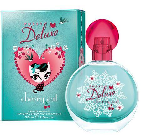 Pussy Deluxe Cherry Cat - woda perfumowana 30 ml