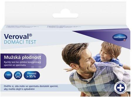 Veroval Mužská plodnosť domáci test