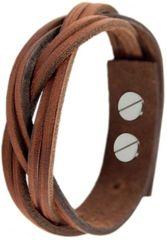 Cow Style Usnjena zapestnica CS03-5084
