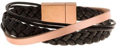 Cow Style San Francisco női bőr karkötő CS03-5178 (hossz 19 cm)