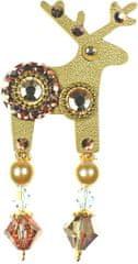 Deers Goldie apró arany színű szarvas