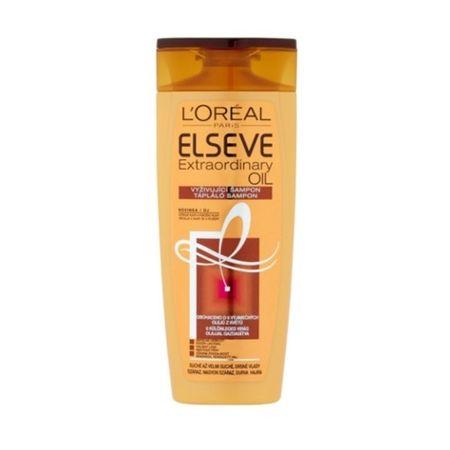 L'ORÉAL PARIS Vyživující krémový šampon Elseve (Extraordinary Oil Cream Shampoo) (Objem 250 ml)