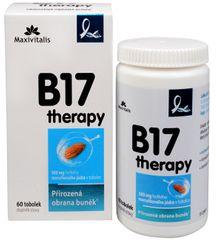Maxivitalis B17 therapy 500 mg 60 tob.