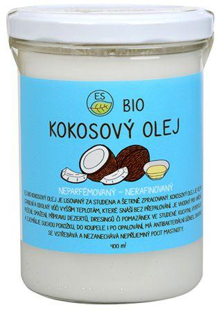 Empower Supplements ES BIO kokosový olej (Objem 400 ml)