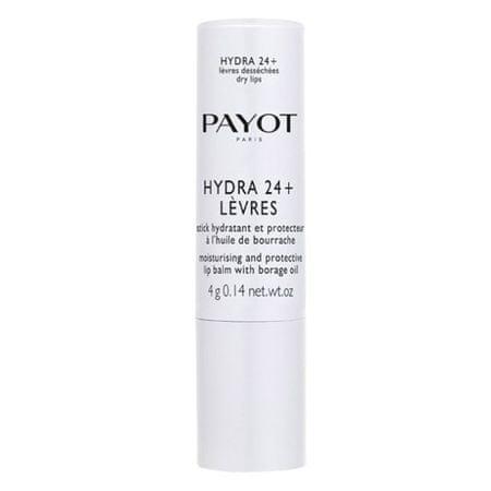 Payot Hydratačný a ochranný balzam na pery Hydra 24+ levres (Moisturising And Protective Lip Balm) 4 g
