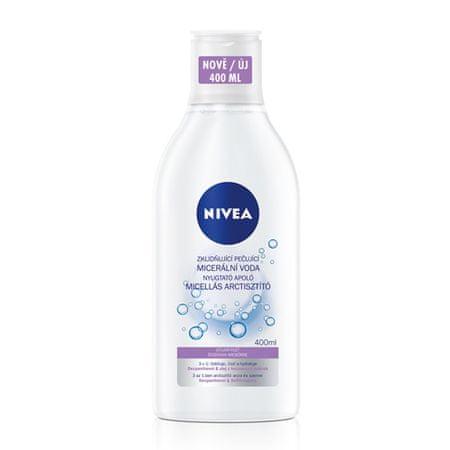 Nivea Nyugtató micellás víz 3 az 1-ben(Gentle Caring Micellar Water) 400 ml