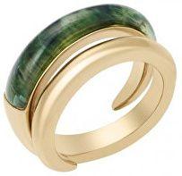 Michael Kors Női aranyozott gyűrű MKJ5933710 (áramkör 56 mm)