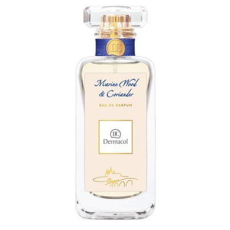Dermacol Woda perfumowanaMarine Wood & Coriander EDP 50 ml