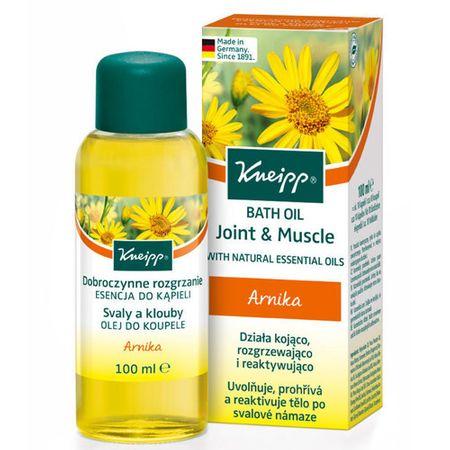 Kneipp Mięśnie olejowej stawów 100 ml