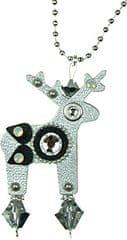 Deers Milotti ezüst szarvas