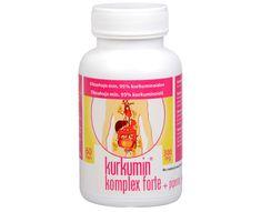 Synergia Kurkumín komplex FORTE 300 mg + piperín 60 kapsúl