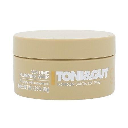 Toni&Guy Glamour volumennövelő hajformázó (Volume Plumping Whip) 90 ml