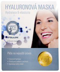 Ipsuum Prestige Hyaluronová maska - látková