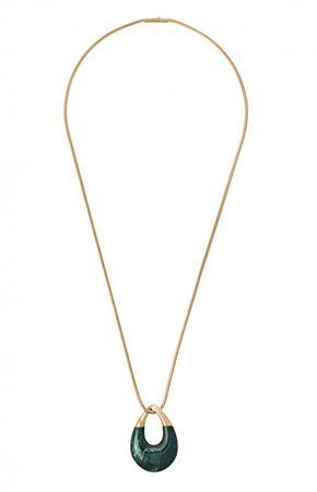 Michael Kors Aranyozott nyaklánc medállal MKJ5775710
