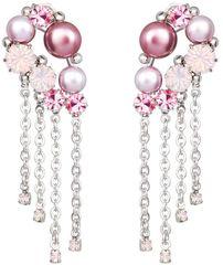 Preciosa Antoinette romantikus fülbevaló 2347 69