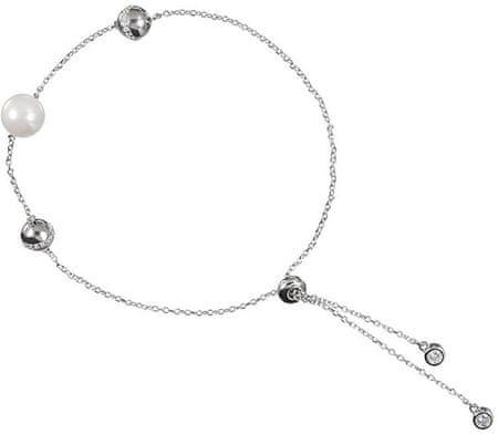 Preciosa Fina zapestnica Moonlight Rosa 5205 00 srebro 925/1000