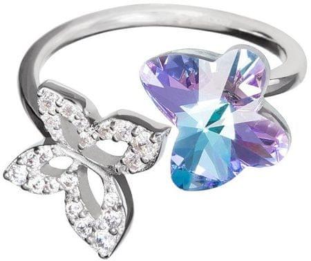 Preciosa pierścień Butterfly Butterfly Harmony 6059 43 srebro 925/1000