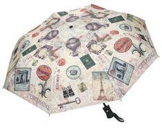 Blooming Brollies Nőiautomata, összecsukható esernyőCoynes Travel Folding COFTR