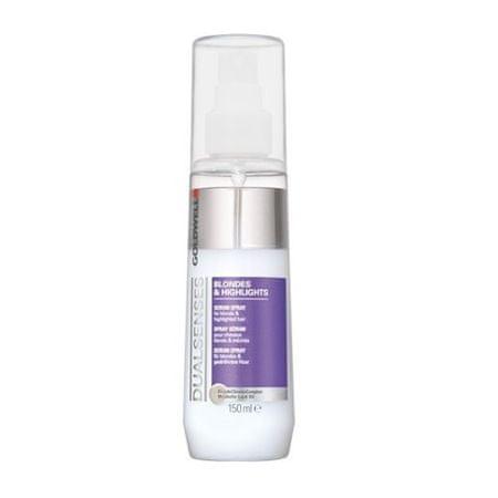 GOLDWELL Dualsenses Blondes & Highlights hajápoló szérum szőke hajra(Serum Spray) 150 ml