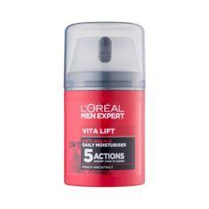 Loreal Paris Hidratáló anti öregedő bőr a férfiak Men Expert (Vita Lift 5 napi hidratáló) 50 ml