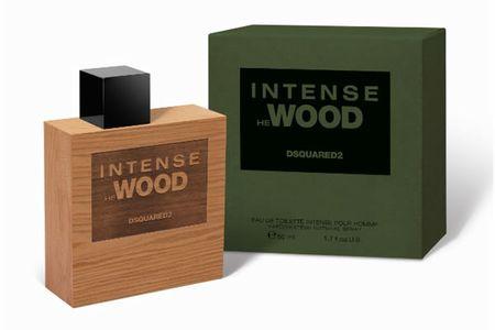 Dsquared² Intense He Wood - woda toaletowa 100 ml