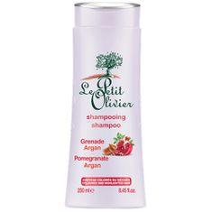 Le Petit Olivier Šampon pro barvené a melírované vlasy s granátovým jablkem a arganovým olejem (Shampoo) 250 ml