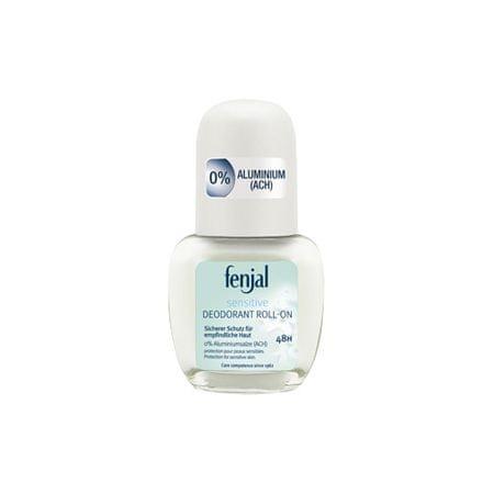 fenjal Krem dezodorant w kulce wrażliwej skóry wrażliwej 48H 50 ml