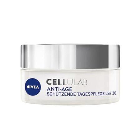 Nivea Denný krém pre omladenie pleti Cellular Anti-Age OF 30 (Skin Rejuven ation) 50 ml