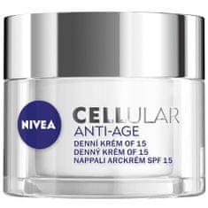 Nivea Vypĺňajúci denný krém SPF 15 Cellular Anti-Age (Anti Age Daily Cream) 50 ml