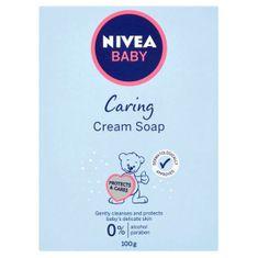 Nivea Krémové mydlo Baby 100 g