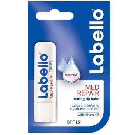 Labello Med Protection ajakbalzsam SPF 15(Caring Lip Balm) 4,8 g