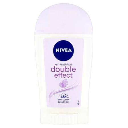 Nivea Szilárd izzadásgátló Double Effect Violet Senses (Izzadásgátló) 40 ml