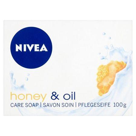 Nivea Krém szilárd szappan mézolajat (krém SOAP) 100 ml