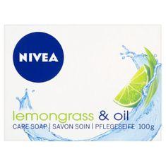 Nivea Krémové tuhé mydlo Lemon Grass (Creme Soap) 100 g