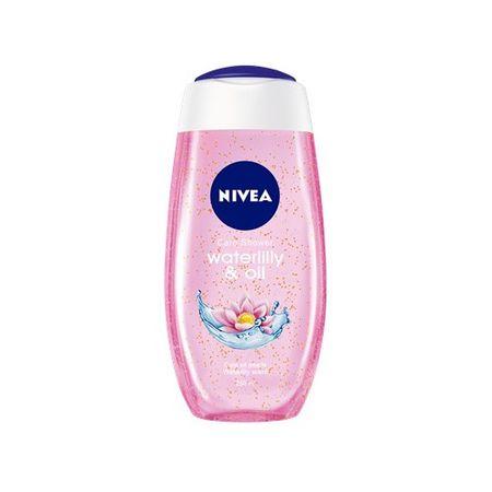 Nivea Osviežujúci sprchový gél Water Lily Oil (Shower Gel) 250 ml