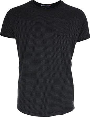 Noize Pánské triko s krátkým rukávem Black 4434220-00 (Velikost L)