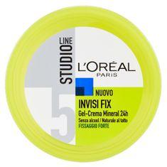 Loreal Paris Mineralny-żel do modelowania włosów Studio Line Invisa Fix (mineralny-żel), 150 ml