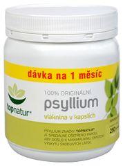 Topnatur Psyllium 200 kapsúl + 50 kapslí ZD ARMA