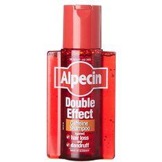 Alpecin Kofeínový šampón s dvojitým účinkom (Energizer Double Effect Shampoo) 200 ml