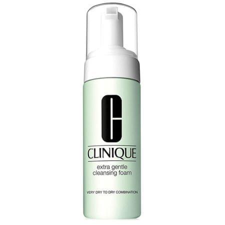 Clinique Extra jemná čisticí pěna pro suchou pleť (Extra Gentle Cleansing Foam) 125 ml
