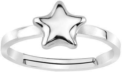 Silvego Srebrni prstan za noge Star ZTD25253 srebro 925/1000