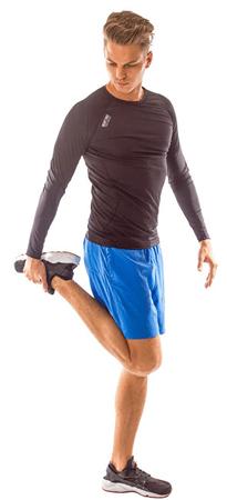 Heavy Tools Pánske športové tričko s dlhým rukávom Xigmund S17-511 Black (Veľkosť XL)