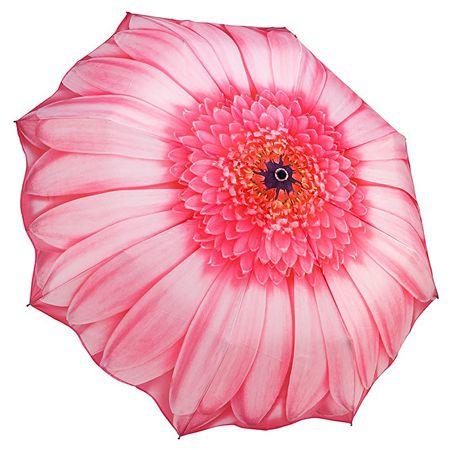 Blooming Brollies Női összecsukható automata esernyőPink Daisy GFFPID
