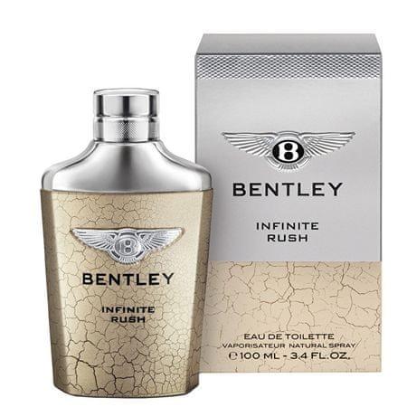 Bentley Infinite Rush - EDT TESTER 100 ml