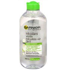 Garnier Micelarny wody i miesza przez 3w1 wrażliwej skóry (micelarna Watter) 400 ml