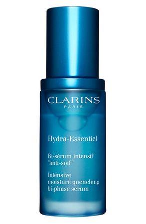 Clarins Hydra Essentiel frissítő könnyad állagú szérum(Bi-Phase Serum) 30 ml