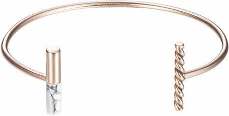 Esprit Pevný bronzový náramok ESPRIT-JW52913 ROSE