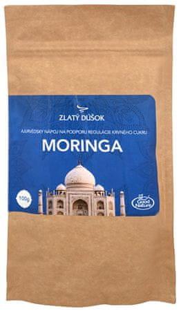 Good Nature Zlatý doušek - Ajurvédská káva Moringa 100 g