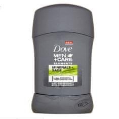 Dove Dezodorant dla mężczyzn Elementy Minerals & Sage Men + Pielęgnacja 50 ml