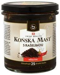 Herbamedicus Koňská mast s rašelinou hřejivá 300 ml